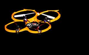 Indoor Drohne – Spaß im Wohnzimmer
